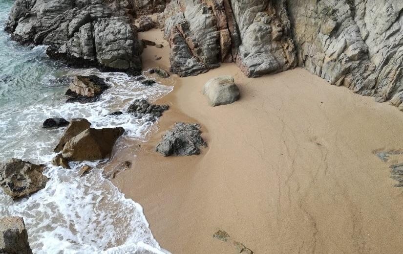 Cataluña playas de españa en autocaravana