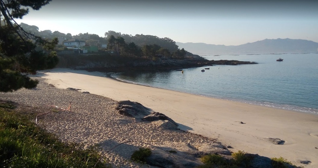 Galicia playas de españa en autocaravana