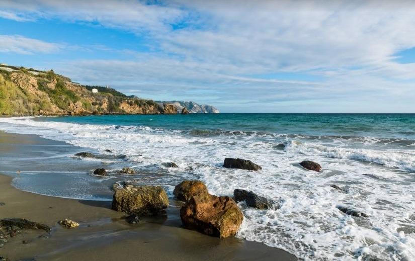 Ibiza playas de españa en autocaravana