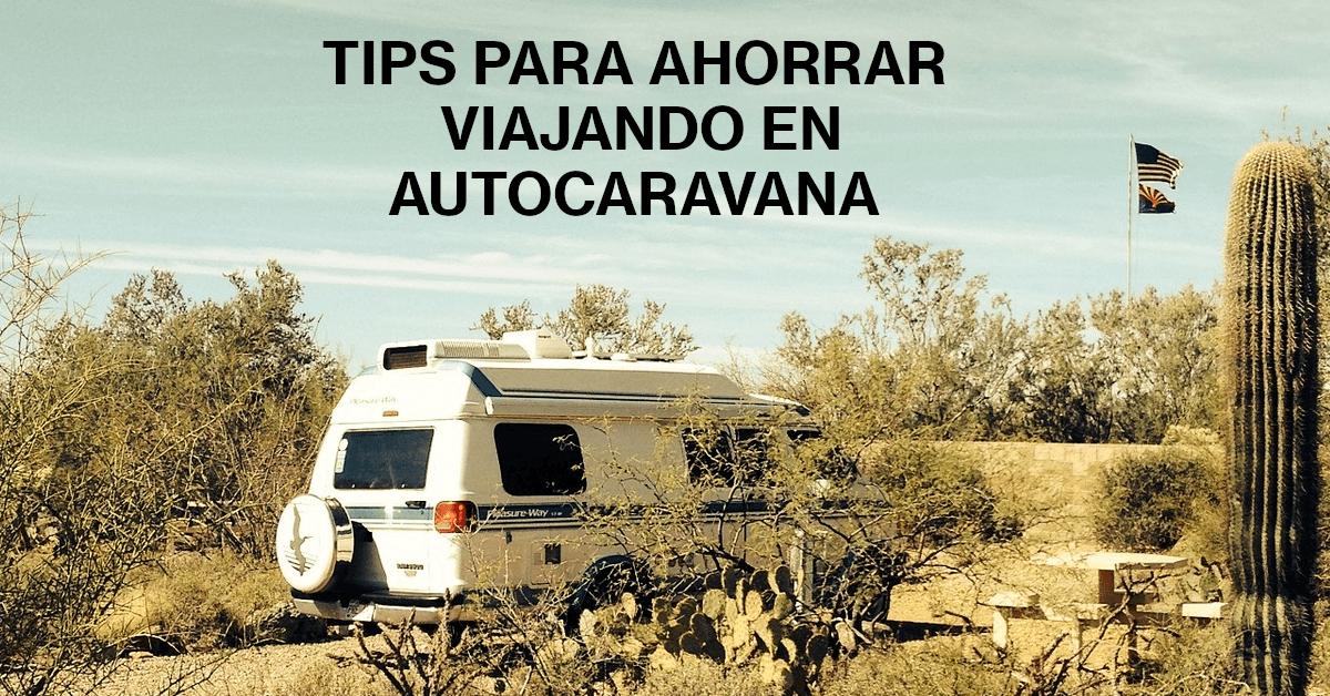 ahorrar viajando en autocaravana