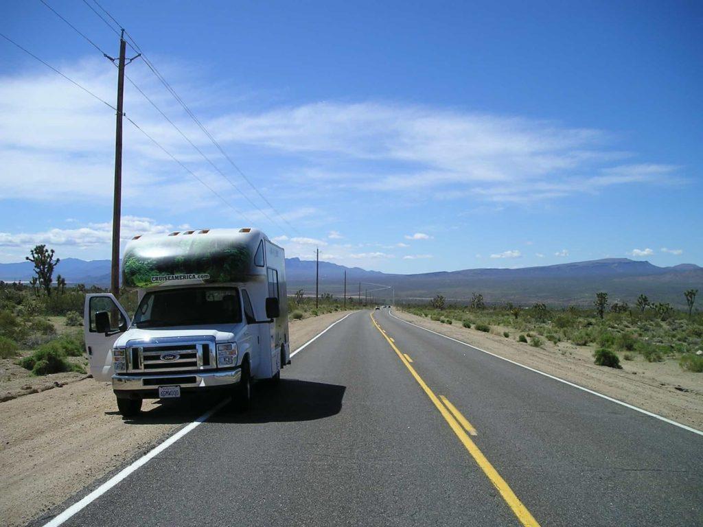 viajar al extranjero en autocaravana