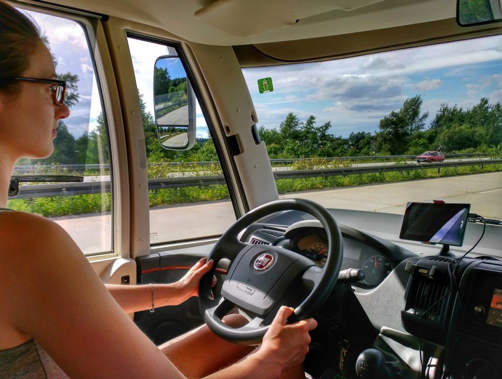 seguridad para viajar en autocaravana