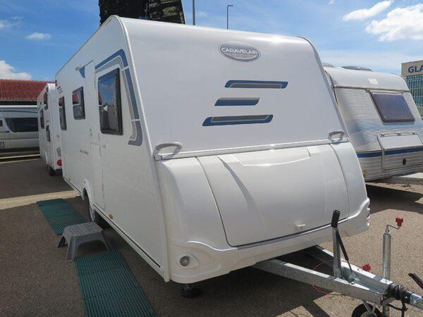 caravana caravelair alba 496