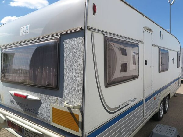 caravana tec travel king 620