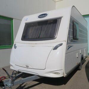 caravana caravelair luxe 376