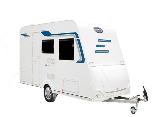 Caravana caravelair Alba 386