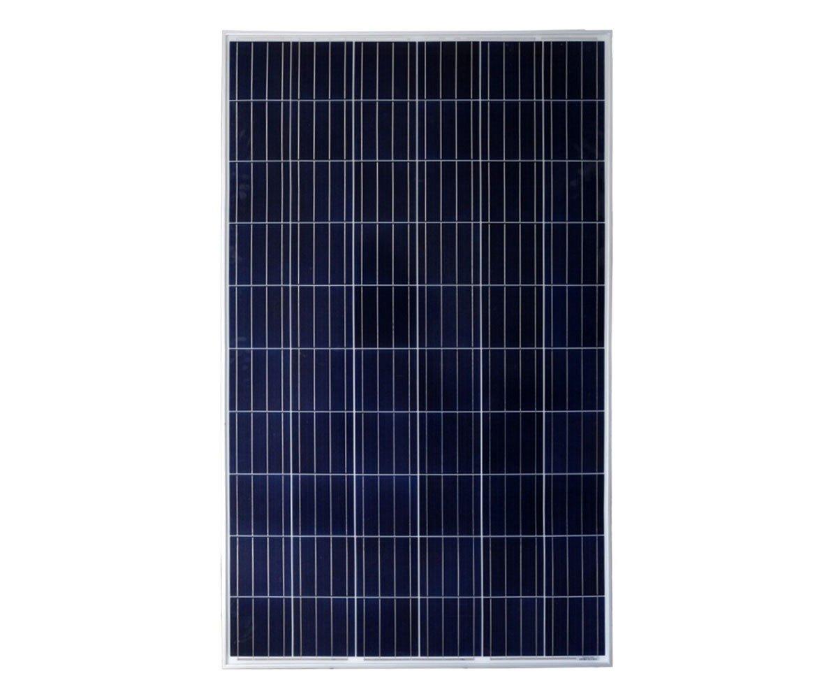 Paneles solares para caravanas