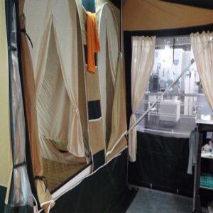 Remolque Camping Kenya