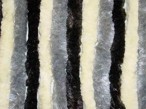cortina de terciopelo