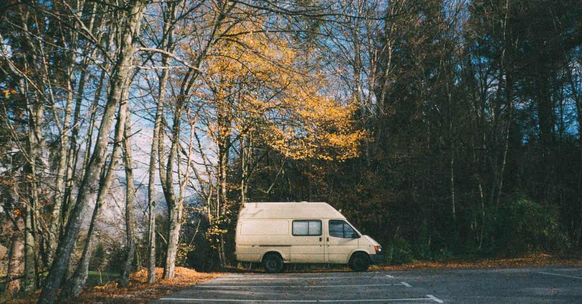 dónde dormir con autocaravana