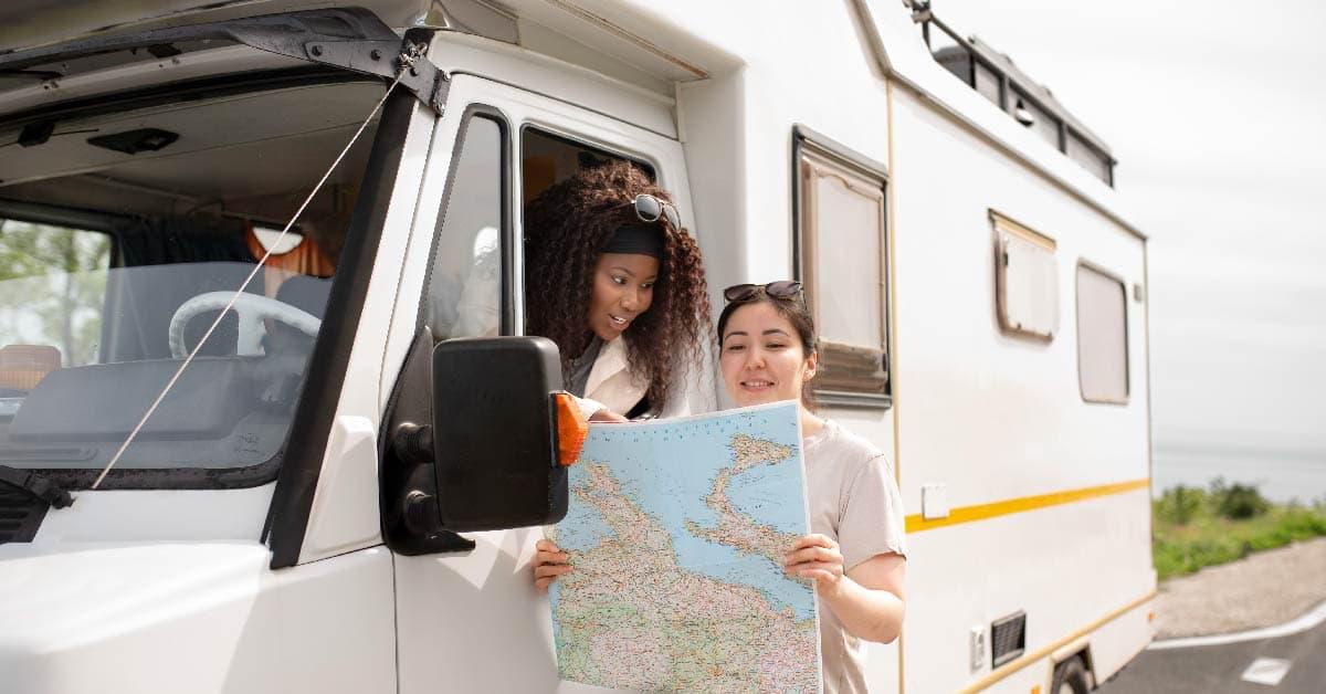 viajar con autocaravana en ferry