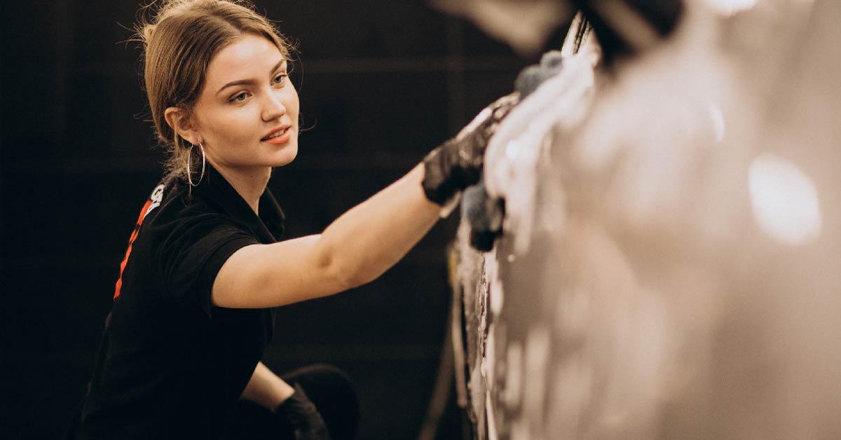 limpieza y mantenimiento de una autocaravana